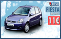 Rent a car in Sofia,  Bulgaria via Vegercar,  discount for Ford Fiesta,