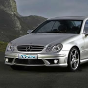 Rent a car in sofia,  Bulgaria via Vegercar,  discount for Mercedes CLK,